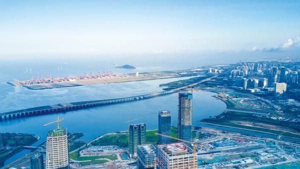 深圳前海探索自由港建設<br/>