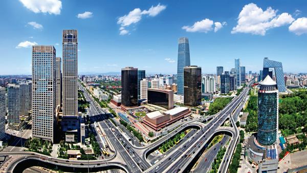中國營商環境改善幅度連續兩年躋身全球前十<br/>China's business environment improvement rate ranks T...