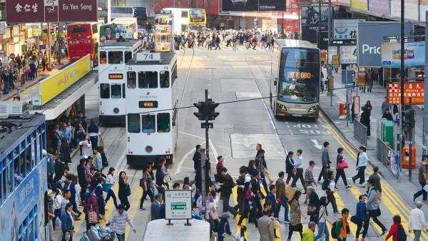 2020香港經濟可望穩中復甦<br/>Hong Kong economy: Stability with recovery expected i...