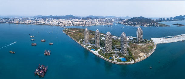 海南打造新時代改革開放新標杆<br/>Hainan builds a new benchmark of reform and opening u...
