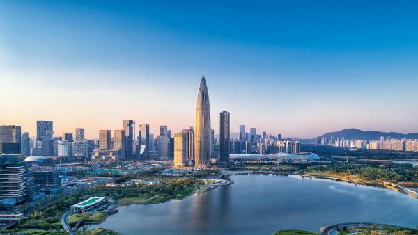 《深圳  深圳》Ⅲ 深圳,到底有多牛?<br/>How great is Shenzhen?