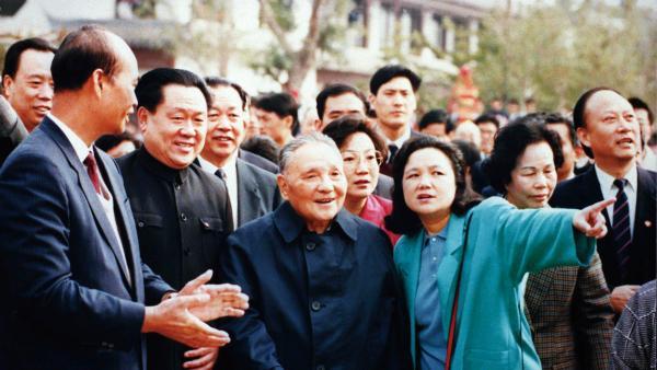 《深圳  深圳》 Ⅰ 1979,為什麽是深圳<br/>