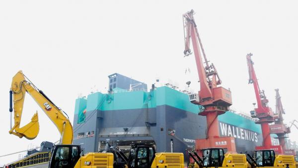 中國外貿結構趨優,高附加值產品佔主體<br/>
