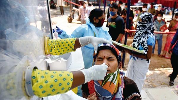 世衛組織對印度疫情示警<br/>WHO raises alarm over India's pandemic outbreak