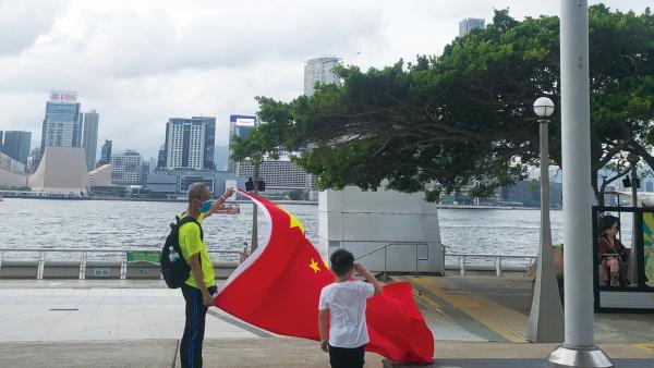中央政府對香港關愛有加<br/>The Central Government has shown great care for Hong ...
