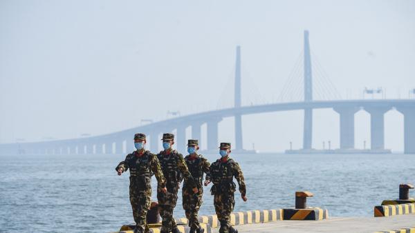 國家崛起為香港帶來新機遇<br/>The Rise of China brings new opportunities to Hong Ko...