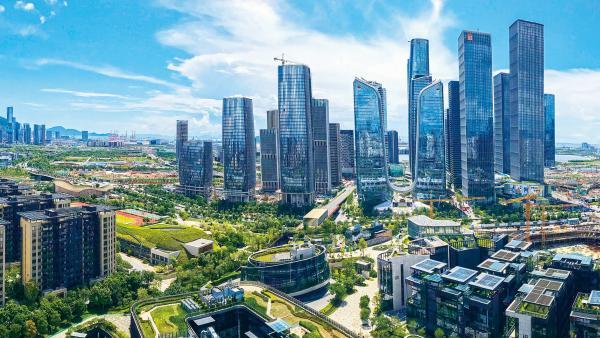特稿:前海對香港有多重要?<br/>